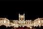 Palácio de los López, Asunción, Paraguai: sede do governo do Paraguai, o Palácio de los López foi construído a partir de 1857, transformando-se num marco histórico e cultural da capital paraguaia. Situado no centro histórico da cidade, o Palácio fica ainda mais belo de noite, quando fica inteiramente iluminado