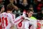 Los tantos del Bayer Leverkusen fueron convertidos por Gonzalo Castro y Stefan Kiessling.
