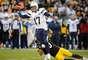Philip Rivers realizó tres pases para touchdown, dos a Danario Alexander, y los Chargers de San Diego vencieron por 34-24 a los Steelers de Pittsburgh.