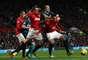 Manchester United segue com seis pontos de vantagem sobre o arquirrival Manchester City na liderança do Campeonato Inglês