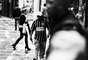 Corintianos deixam São Paulo alvinegra após título; veja fotos
