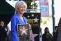 El 3 de enero del 2013 la actriz Helen Mirren, ganadora del Oscar a Mejor Actriz en 2007 por su interpretación de Isabel II en el filme 'La Reina', recibió por fin su estrella en el Paseo de la Fama de Hollywood.