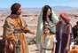 O deserto chileno acabou sendo escolhido por se assemelhar com o Deserto da Judeia, local onde grande parte da história acontece