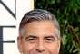 George Clooney, el eterno soltero de Hollywood, a pesar de que llegó acompañado por su novia, siempre es un deleite verlo en las alfombras rojas