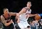 Pablo Prigioni (Argentina).- Con 35 años de edad, Prigioni debutó esta temporada en la NBA con los Knicks de Nueva York. Viene de una larga carrera en la Euroliga y ahora es el suplente de Jason Kidd.