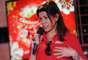 A cervejaria Brahma apresentou, nesta quarta-feira (16), como será o camarote da marca na Marquês de Sapucaí. Na coletiva, realizada em uma churrascaria em Botafogo, no Rio de Janeiro, a empresa exibiu a camiseta do espaço, além de um vídeo com a atriz Megan Fox, que estará no camarote no Carnaval