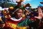 Dia 27 de fevereiro marca o início da folia na República Dominicana