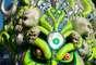 Demônio Cojuelo de La Veja é o símbolo do Carnaval dominicano