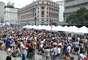 A 3ª edição do Chefs na Rua, que acontece a partir desde as 14h desta sexta-feira (25) em frente ao Theatro Municipal, atraiu centenas de pessoas para a região do centro de São Paulo