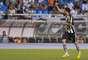 O Botafogo só conseguiu igualar no segundo tempo, com o zagueiro Bolívar