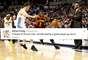 La estrella de Cleveland Cavaliers Kyrie Irving también intervino con sus oraciones por Rondo.