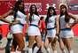 JORNADA 4: Hermosas cheerleaders brillaron en la jornada 4 del Clausura 2013 de la Liga MX.