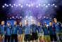 A Nike apresentou na noite desta sexta-feira o novo segundo uniforme da Seleção Brasileira