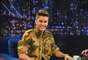 "Justin Bieber is in NYC to promote his new album, Believe Acoustic, and last night he dropped by ""Late Night with Jimmy Fallon"" where the singer talked about his music and upcoming SNL hosting gig, showed off his abs and kissed a mannequin head, too!"