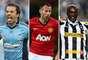 Algunas de las más grandes estrellas del futbol en los años 90 y la de 2000 siguen haciendo lo que más les gusta: jugar al futbol. Terra ha realizado una selección de las más grandes estrellas de los mayores de 36 que aún siguen activos.