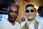 Astro da música pop graças ao hit 'Gangnam Style', o rapper sul-coreano Psy foi uma das principais atrações nos camarotes do Carnaval de Salvador. Além do asiático, veja quais celebridades marcaram presença na folia baiana