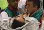 Graciella Carvalho desmaia após passar mal em desfile da X9 Paulistana