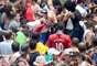 Bloco tentava levar público superior a 2,5 milhões às ruas do Rio
