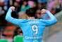 Gignac, aos seis minutos do segundo tempo, abriu o placar para o Olympique de Marseille