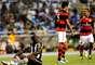 Seedorf reclama de marcação flamenguista