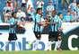 Com gol de Werley aproveitando cobrança de escanteio, o Grêmio venceu o Veranópolis por 1 a 0 neste domingo e se classificou para as quartas de final da Taça Piratini