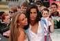 Chloe fue novia del también británico Ollie Locke, estrella de Made in Chelesea, programa donde se declaró abiertamente bisexual.