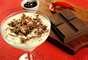 A canjica tradicional recebe uma nova roupagem com o chocolate em sua receita