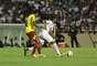 André fez o segundo gol da vitória do Santos