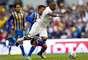 Christian Benítez tuvo varias chances de gol. Como acostumbra, las falló todas.