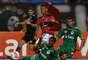 Com Rafinha em campo, Flamengo sofreu para vencer marcação forte do Boavista