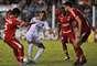 Neymar passou em branco após desfalcar o Santos por dois jogos por estar com a Seleção Brasileira; Santos e Mogi Mirim empataram na Vila Belmiro por 2 a 2