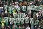 Em mais uma crise, o Palmeiras viu a torcida protestar nas arquibancadas do Pacaembu em partida contra o Linense