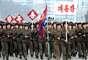 El enfrentamiento entre las dos coreas se remonta a los tiempos de la Guerra Fría cuando la península de Corea quedó a merced de los soviéticos y norteamericanos, después de que las tropas japonesas se retiraran.