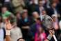 El serbio y número uno del mundo, Novak Djokovic derrotó sin problemas al italiano Fabio Fognini, con parciales de 6-2 y 6-1 para instalarse en la final del Master de Montecarlo