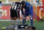 Atacante Henrique deu susto na vitória do Botafogo