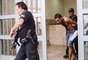Outras duas pessoas e um adolescente que estavam com eles também foram levadas para a sede do Departamento de Homicídos de São Paulo