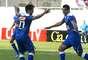 Com dois gols de Diego Souza e mais dois de Everton Ribeiro, o time celeste goleou o Villa Nova no Estádio Castor Cifuentes por 4 a 0