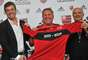Para Wallim Vasconcellos, vice-presidente de futebol do Flamengo, o retorno da adidas como fornecedora que já trabalhou com o clube entre 1980 e 1992 reforça a imagem do clube, que busca a internacionalização da marca