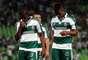 Santos no aprovechó jugar en casa en la ida de cuartos de final y empató a cero goles ante el Atlas.