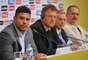 Comitê Organizador Local da Copa do Mundo de 2014 (COL), que também se responsabiliza pela Copa das Confederações de 2013, se reuniu nesta quinta-feira no Rio de Janeiro para fazer um balanço das preparações para o evento-teste deste ano para o próximo Mundial de futebol