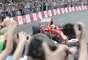 Cerca de 15 mil pessoas foram às ruas para ver Felipe Massa de perto