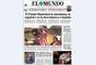 """La imagemn de 'El Mundo' va dedicada a los ganadores de la Copa del Rey en la jornada de ayer, el Atlético de Madrid. Su titular recoge la ley Lomce: """"El Estado financiará la enseñanza en español y se descontará a Cataluña""""."""