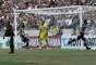 Mota marcou o gol do título alvinegro logo depois, aos 14min