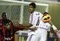 Zagueiro Anderson foi substituído no intervalo por Eduardo, alegando dores musculares
