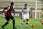 Lateral esquerdo Monzón recebeu uma chance como titular do Fluminense