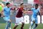 Totti não conseguiu evitar derrota da Roma para a Lazio na decisão da Copa da Itália