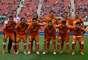 Cobreloa: Los loínos lograron el cupo a la Sudamericana, luego de superar en la tabla en la última fecha a O'Higgins y terminar en la tercera posición del campeonato. Los naranjas jugaron este certamen en 2012 y quedaron de lado de manos del Barcelona de Guayaquil.