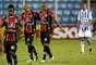 Em plena Ressacada, o Joinville venceu o Avaí por 2 a 0 no clássico estadual e se firmou na briga pela liderança, com a 2ª colocação