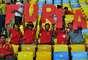 Torcedores espanhóis vibraram com a atuação da seleção campeã do mundo