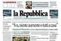 O jornal La Repubblica resume o sábado com os fatos de dentro e de fora da Arena Fonte Nova: ''Itália se rende ao Brasil; estádio blindado, mas ainda com medo''. Além de expor a derrota italiana por 4 a 2, lembrou os protestos e os conflitos do lado de fora do palco do jogo